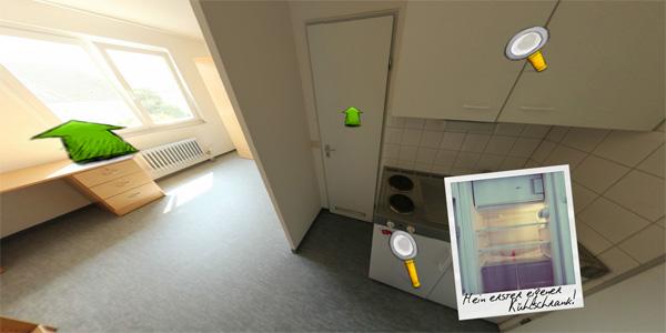 wer sich f r ein zimmer im saw interssiert der bekommt jetzt noch. Black Bedroom Furniture Sets. Home Design Ideas